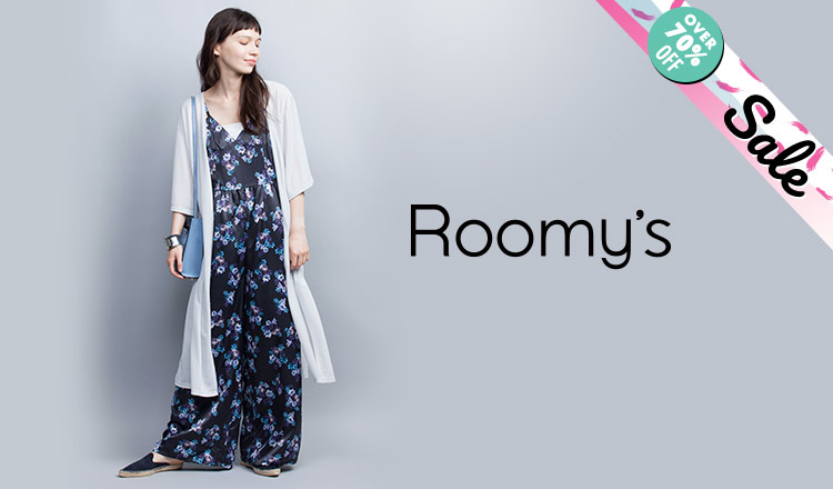 ROOMY'S_OVER70%OFF
