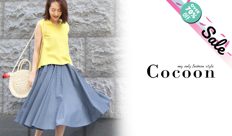 COCOON_OVER 70%OFF