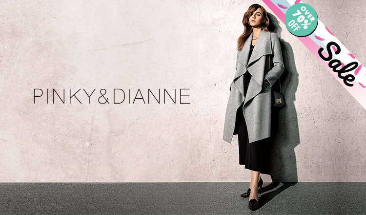 PINKY & DIANNE_OVER 70%OFF_APPAREL