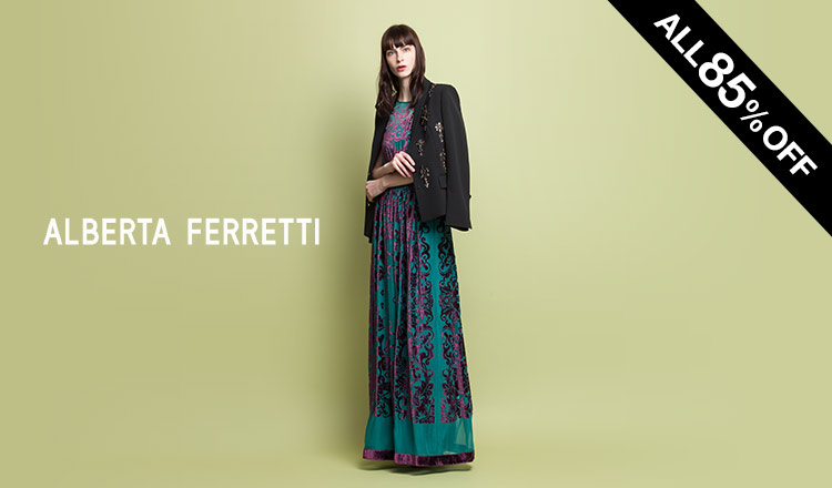 ALBERTA FERRETTI(アルベルタ フェレッティ)