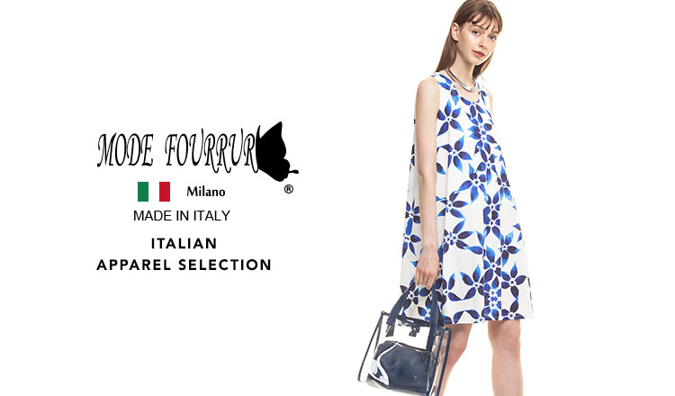 MODE FOURRURE -ITALIAN APPAREL SELECTION-