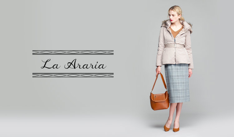 LA ARARIA(ラ・アルアリア)