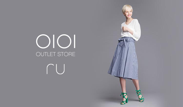 ×豊富なサイズ展開 OIOI OUTLET STORE-RU-