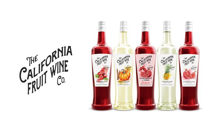 女子会に最適 美味しいフルーツで造ったワイン THE CALFORNIA FRUIT WINE