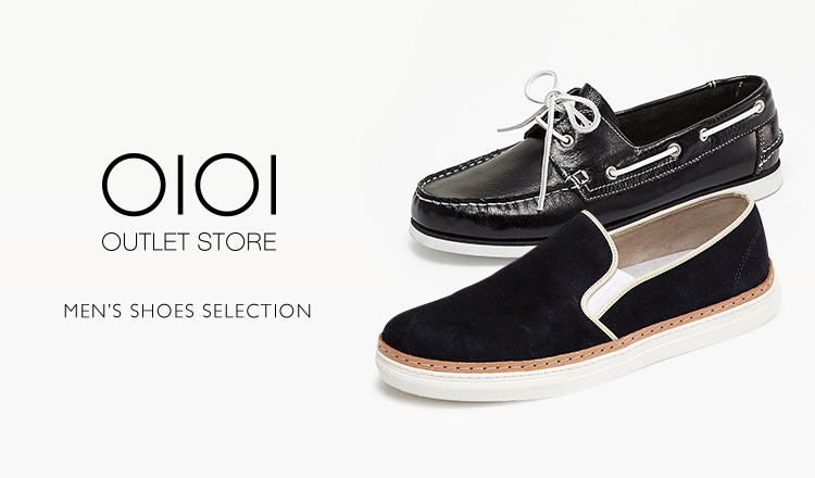 OIOI OUTLET STORE -MENS SHOES SELECTION-