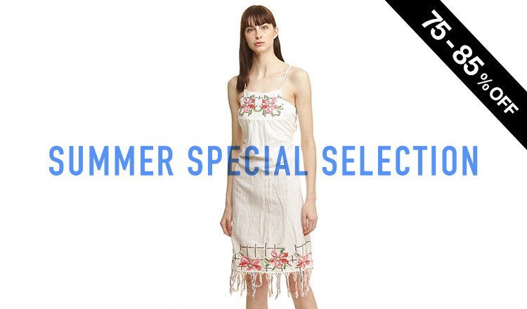 SUMMER SPECIAL SELECTION