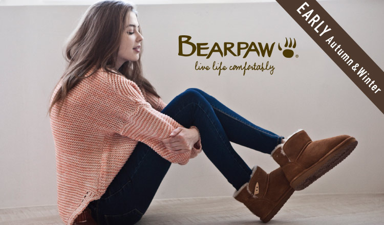BEAR PAW_OFF SEASON SALE