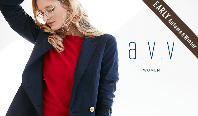 a.v.v Women_EARLY AUTUMN & WINTER