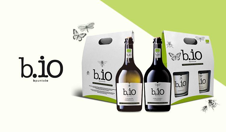 シチリア産ビオ・ワイン  -ビプントイオ-