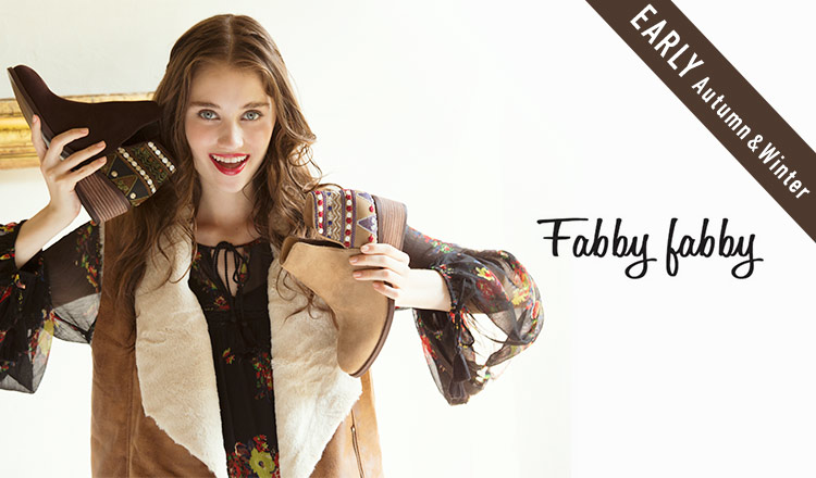 FABBY FABBY_EARLY AUTUMN & WINTER