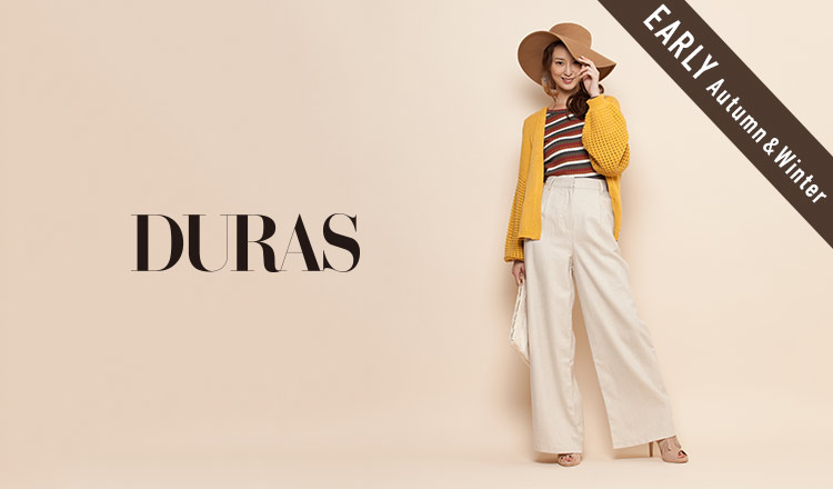 DURAS_EARLY AUTUMN & WINTER