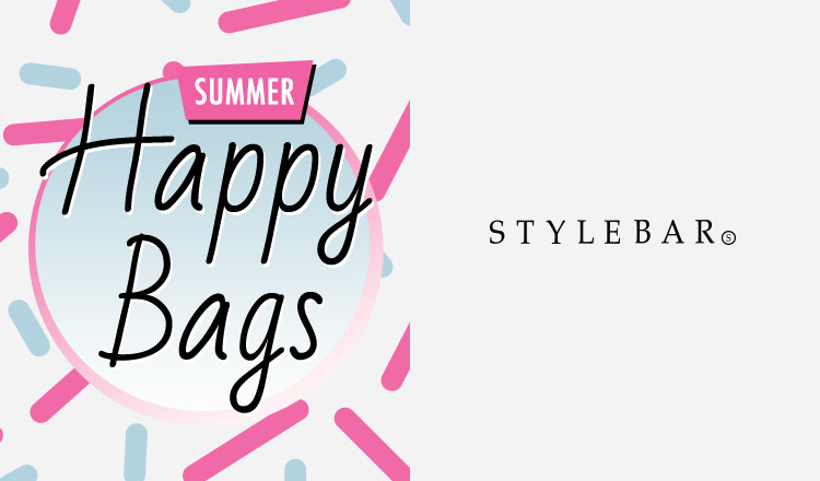 STYLE BAR -EMMA TAYLOR-_HAPPY BAG_APPAREL
