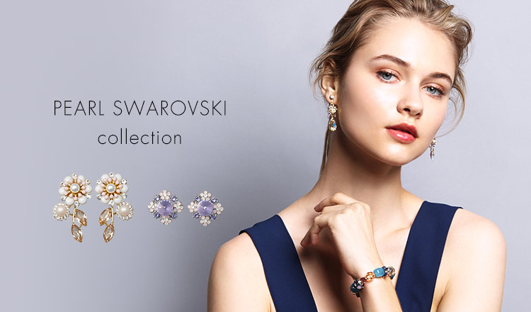 SWAROVSKI AND PEARL COLLECTION
