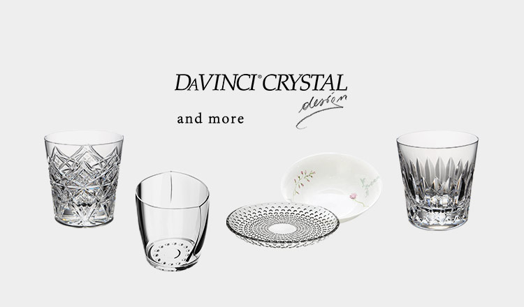 DAVINCI CRYSTAL and more(DAVINCI CRYSTAL and more)