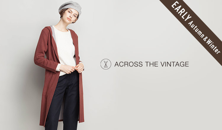ACROSS THE VINTAGE WOMEN_EARLY AUTUMN&WINTER