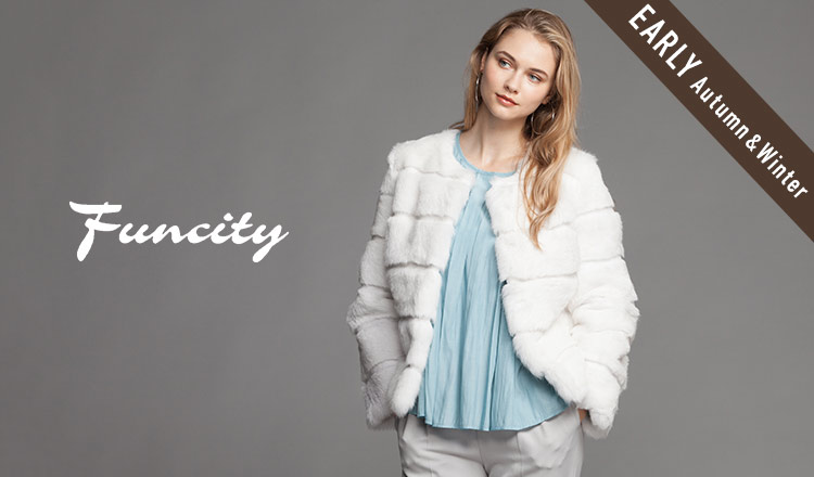 FUNCITY FUR SELECTION__EARLY AUTUMN & WINTER