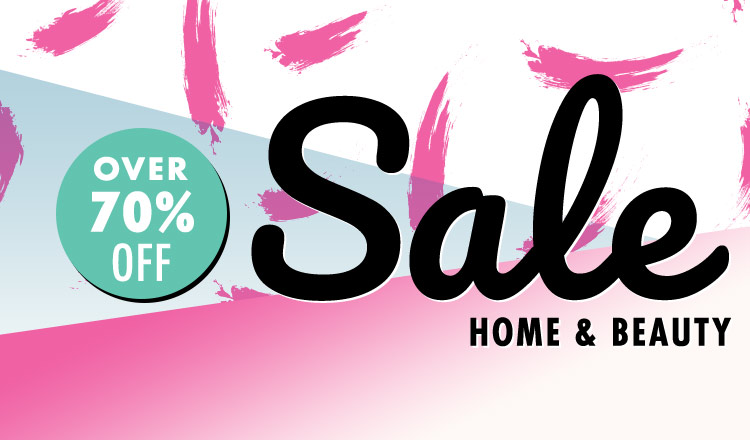 OVER 70%OFF_HOME_BEAUTY