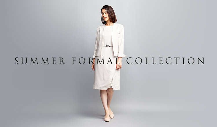 SUMMER FORMAL COLLECTION
