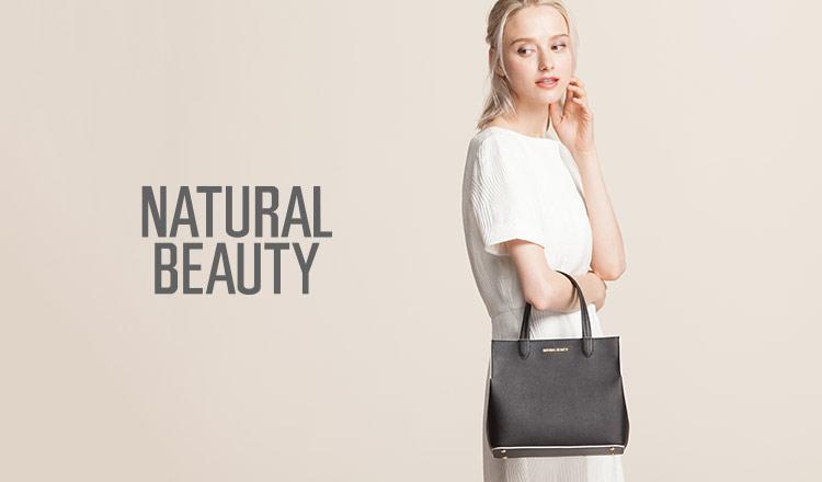 NATURAL BEAUTY -BAG-