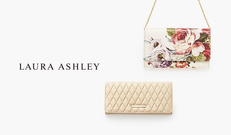LAURA ASHLEY -BAG-
