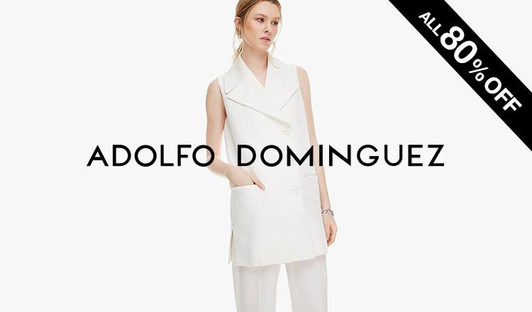 ADOLFO DOMINGUEZ(アドルフォ・ドミンゲス)