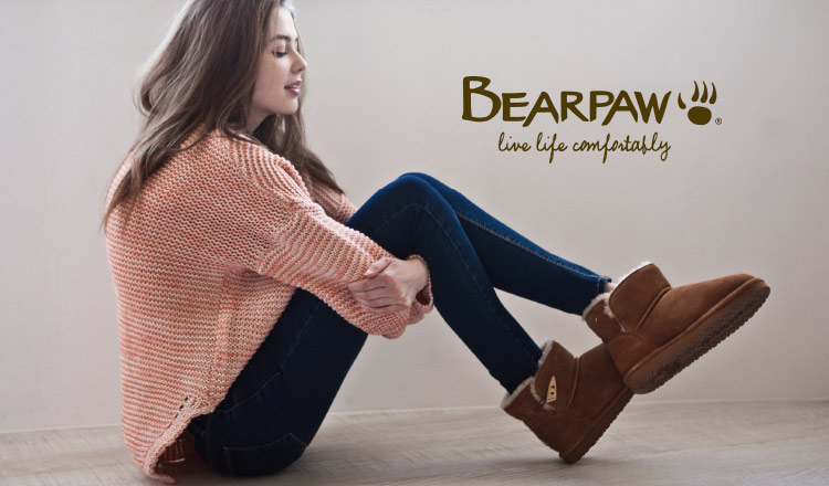 BEAR PAW_EARLY AUTUMN & WINTER