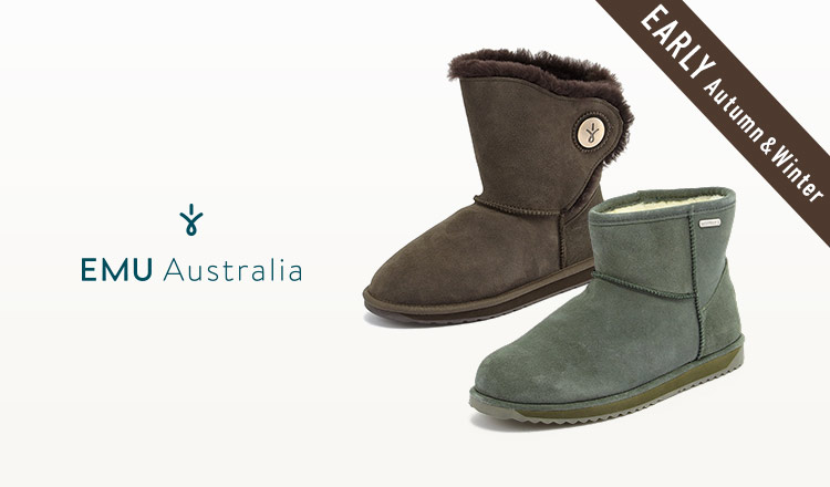 EMU AUSTRALIA_EARLY AUTUMN & WINTER