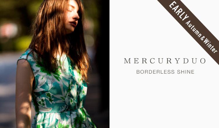 MERCURYDUO_EARLY AUTUM&WINTER_APPAREL
