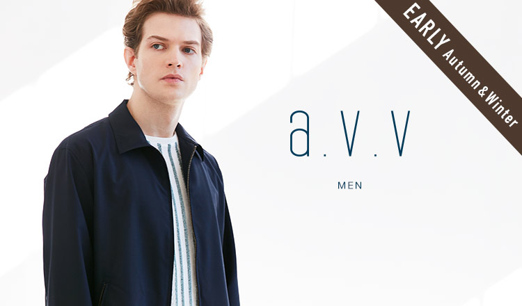 a.v.v Men_EARLY AUTUMN & WINTER