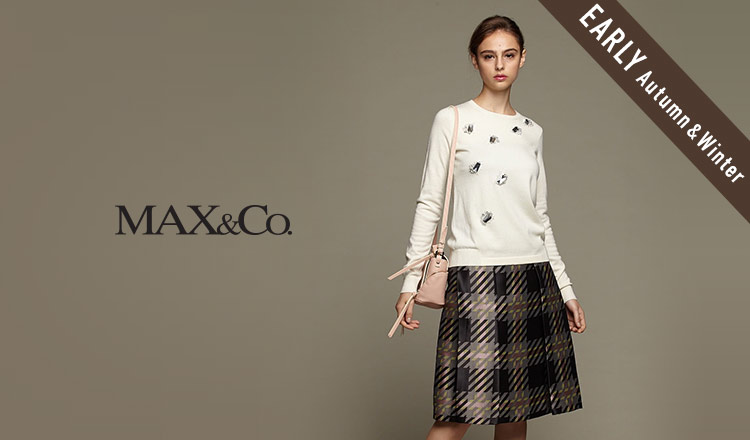 MAX & CO._EARLY AUTUMN & WINTER
