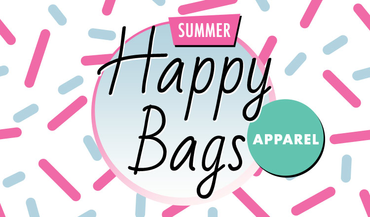 HAPPY BAG_APPAREL