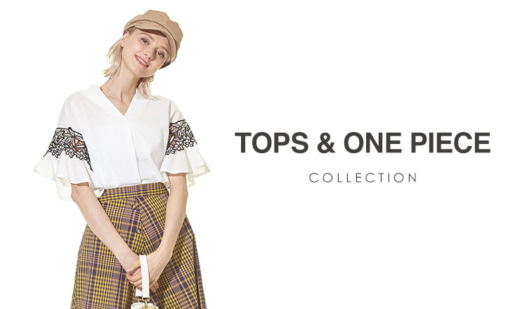 TOPS & ONE PIECE COLLECTION