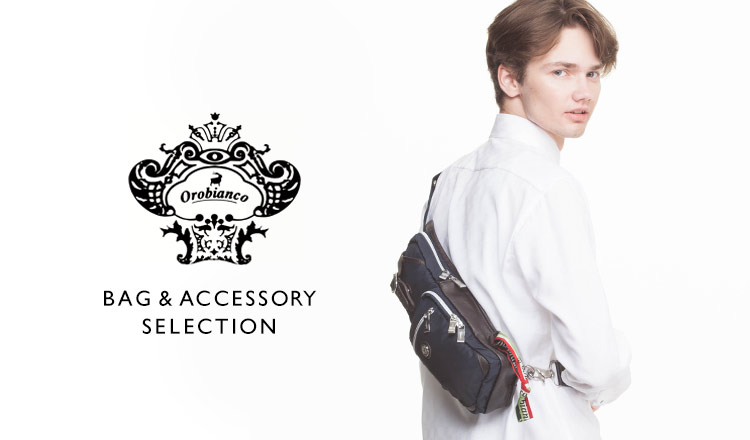 OROBIANCO -BAG&GOODS SELECTION-_EARLY AUTUMN &WINTER