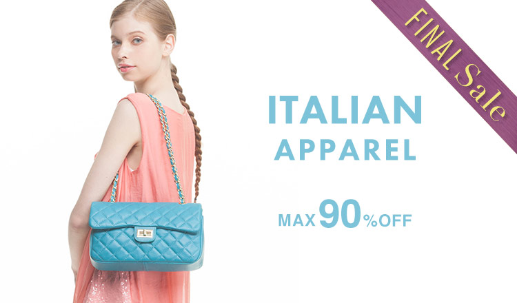 ITALIAN APPAREL FINAL SALE