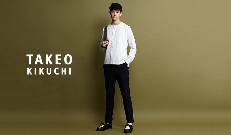TAKEO KIKUCHI / TK
