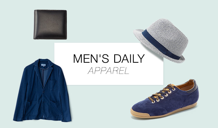 MEN'S DAILY APPAREL