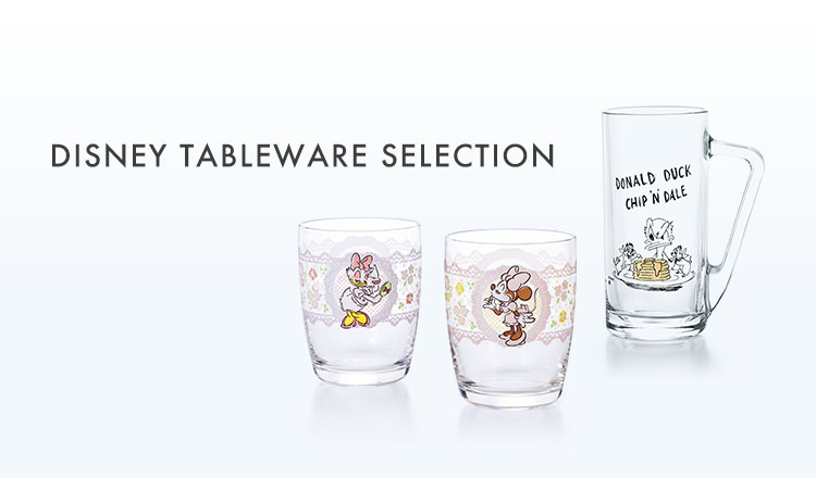 DISNEY TABLEWARE SELECTION
