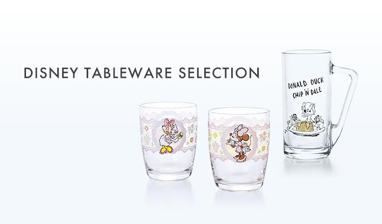 DISNEY TABLEWARE SELECTION