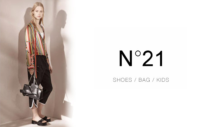 N°21 BAG & SHOES