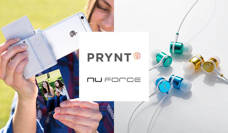 PRYNT / NuForce