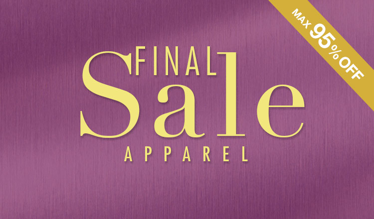 FINAL SALE -APPAREL-