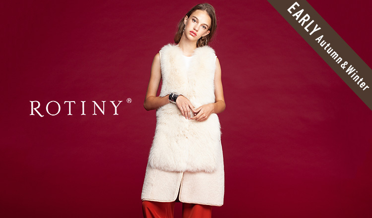 ROTINY EARLY AUTUMN SALE FUR SELECTION
