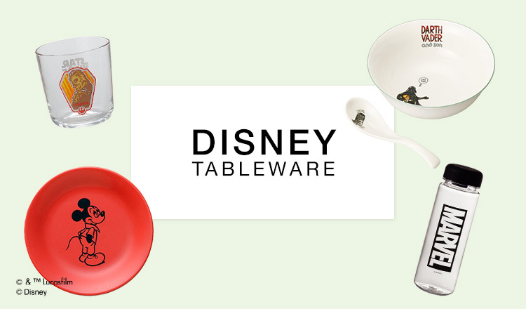 DISNEY TABLEWARE