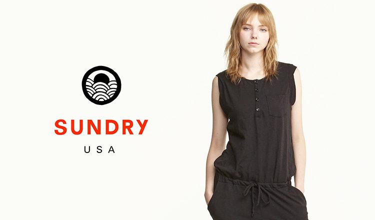 SUNDRY(サンドリー)