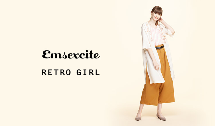 M'S EXCITE/RETRO GIRL