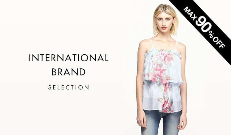 INTERNATIONAL BRAND SELECTION
