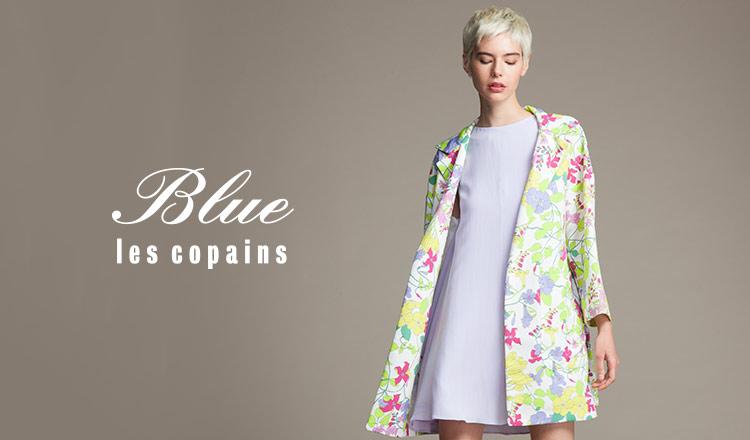 BLUE LES COPAINS