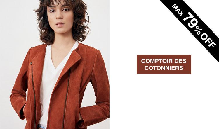 COMPTOIR DES COTONNIERS-APPAREL& ACCESSORY-