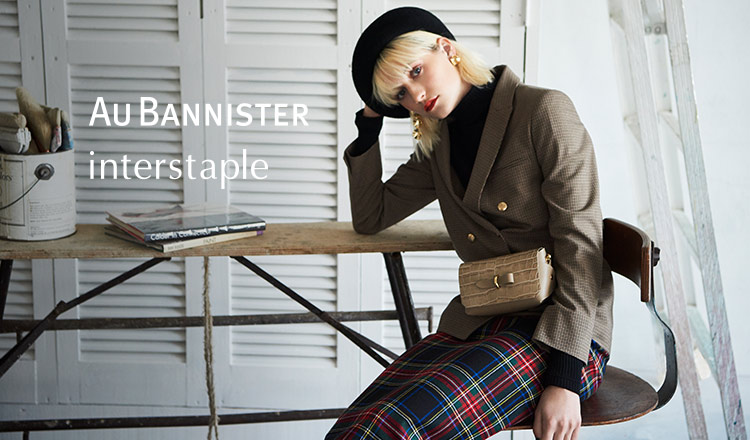 AU BANNISTER/INTERSTAPLE