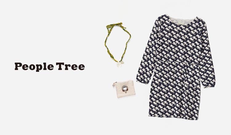 PEOPLE TREE-APPAREL& ACCESSORY-